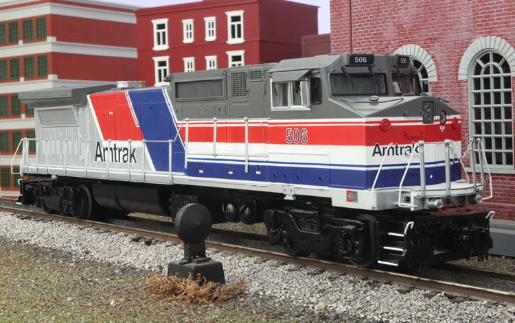 Product Spotlight - Premier 2018 Amtrak Dash 8-40BW Diesel Engine Passenger Sets | MTH ELECTRIC TRAINS