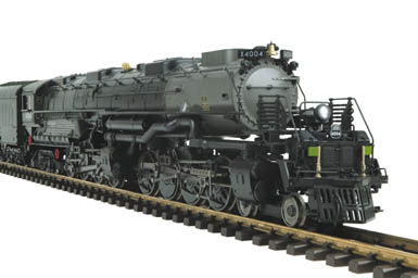 RailKing One-Gauge Big Boy Ships | MTH ELECTRIC TRAINS