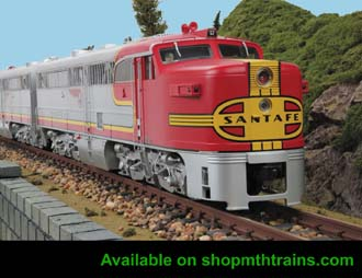 Check Out The Details And See It In Action: M T H  G-Gauge