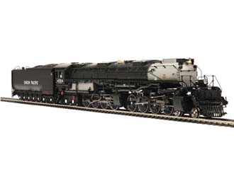 Check Out The Details Ho Union Pacific Big Boy Mth