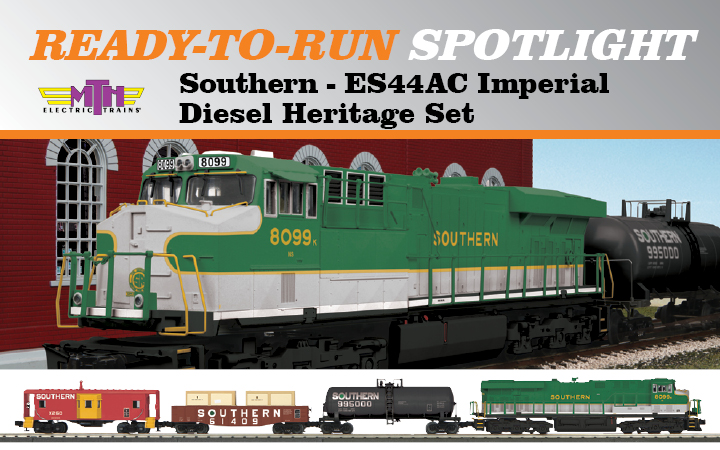 Product Spotlight - ES44AC Imperial Diesel Engine With Proto