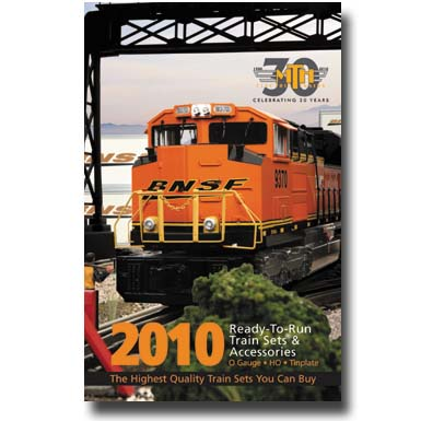 The Lionel 2010 Catalogs are out--Trainz is taking Preorders