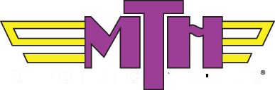 Image result for mth logo trains