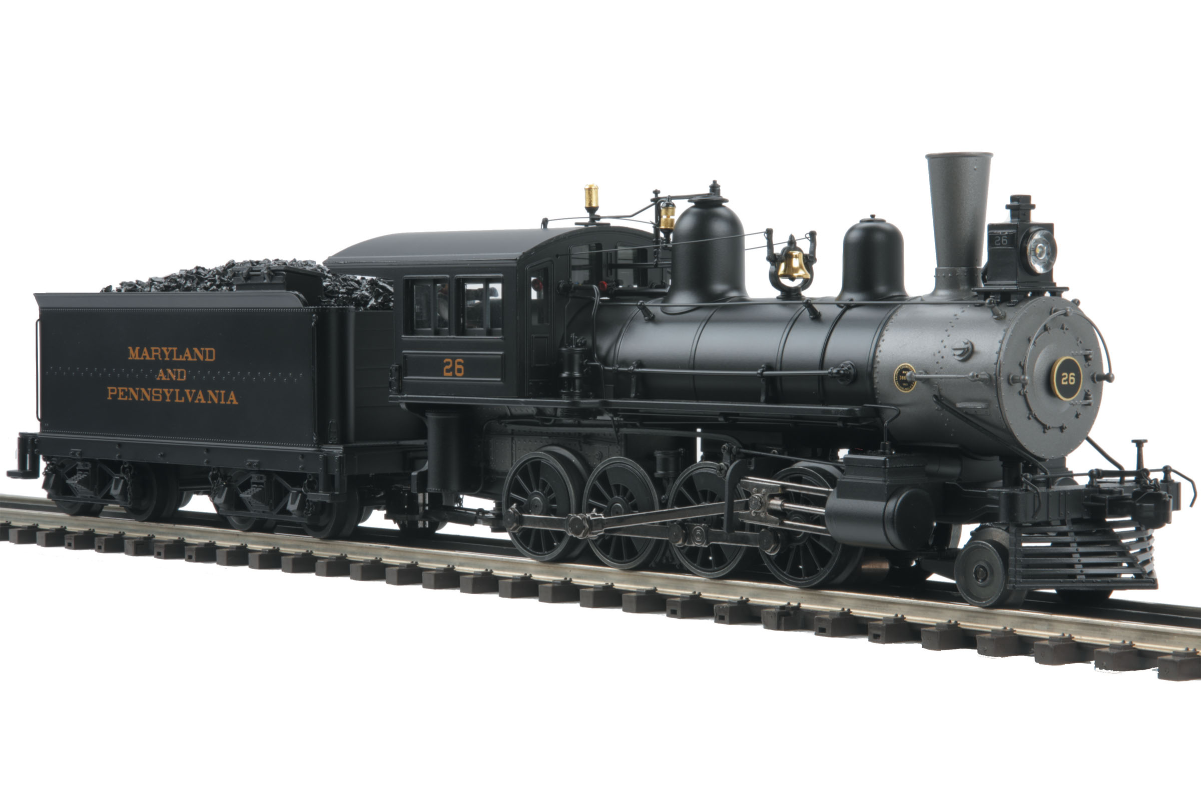 2 8 0 Consolidation Type Locomotives: MTH ELECTRIC TRAINS