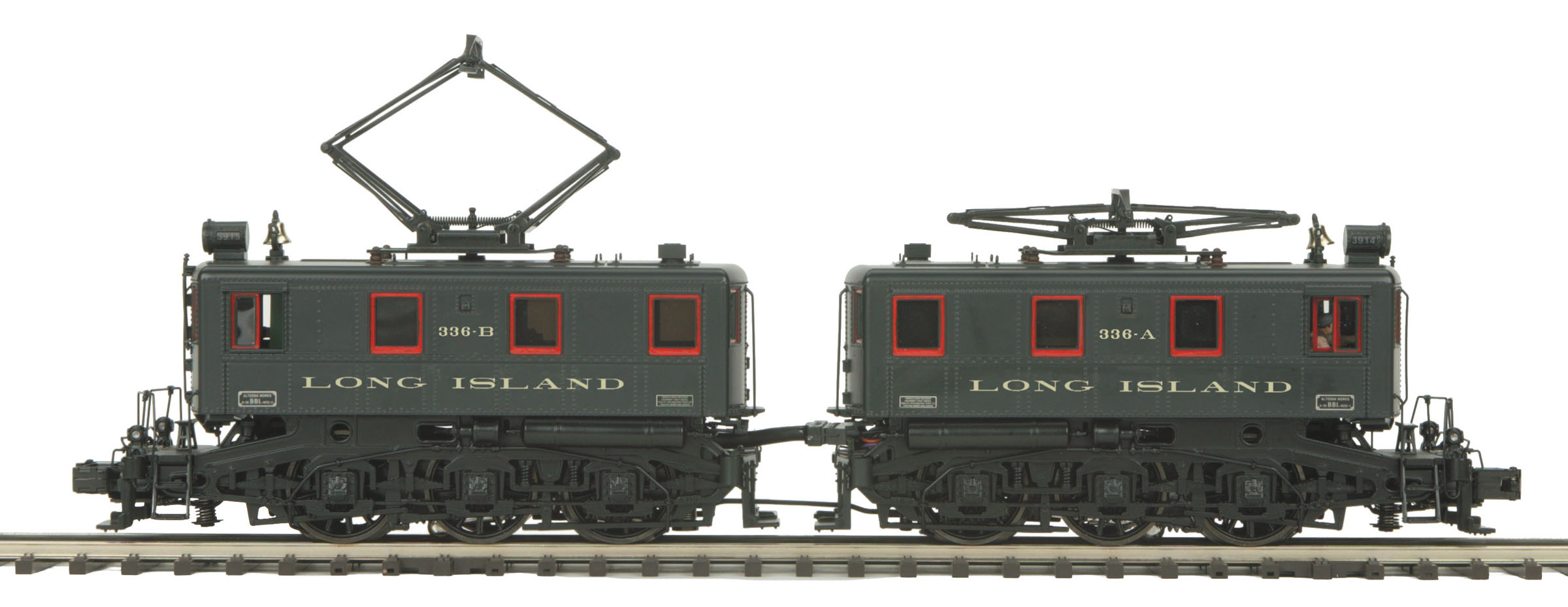 20-5562-1   MTH ELECTRIC TRAINS