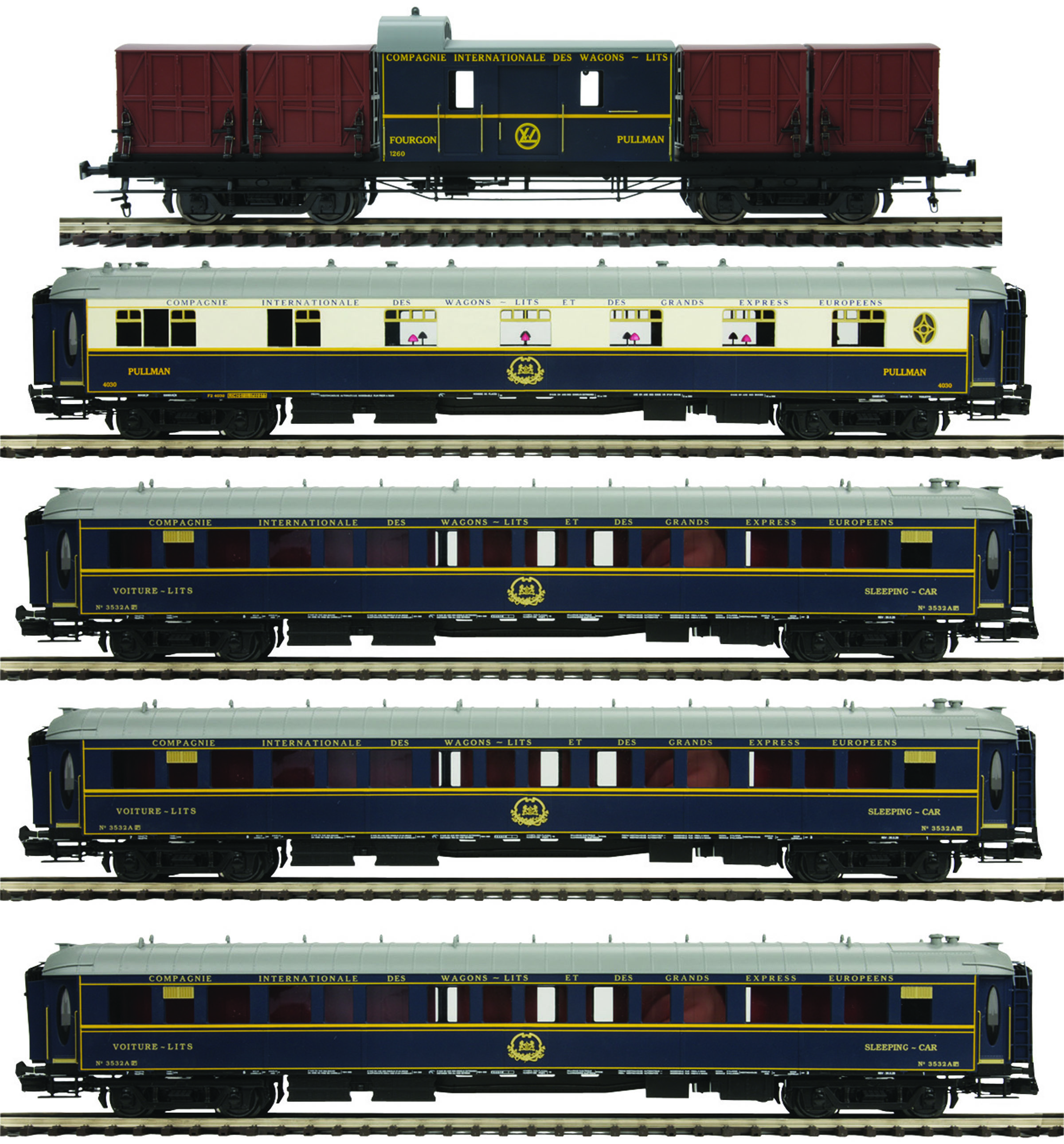 20 60022 mth electric trains for Orient mobel
