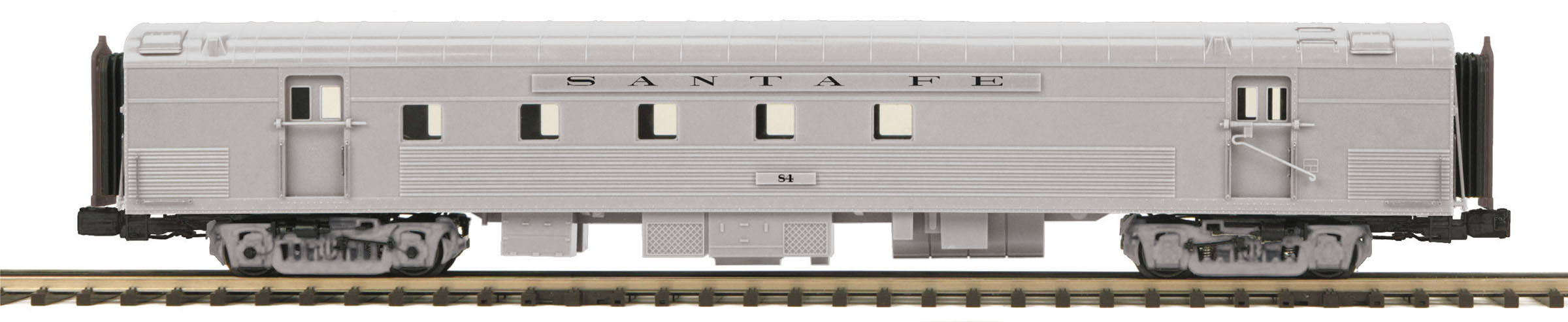 MTH2064042 MTH Electric Trains O 70' Strmlnd RPO SF 83 507-2064042