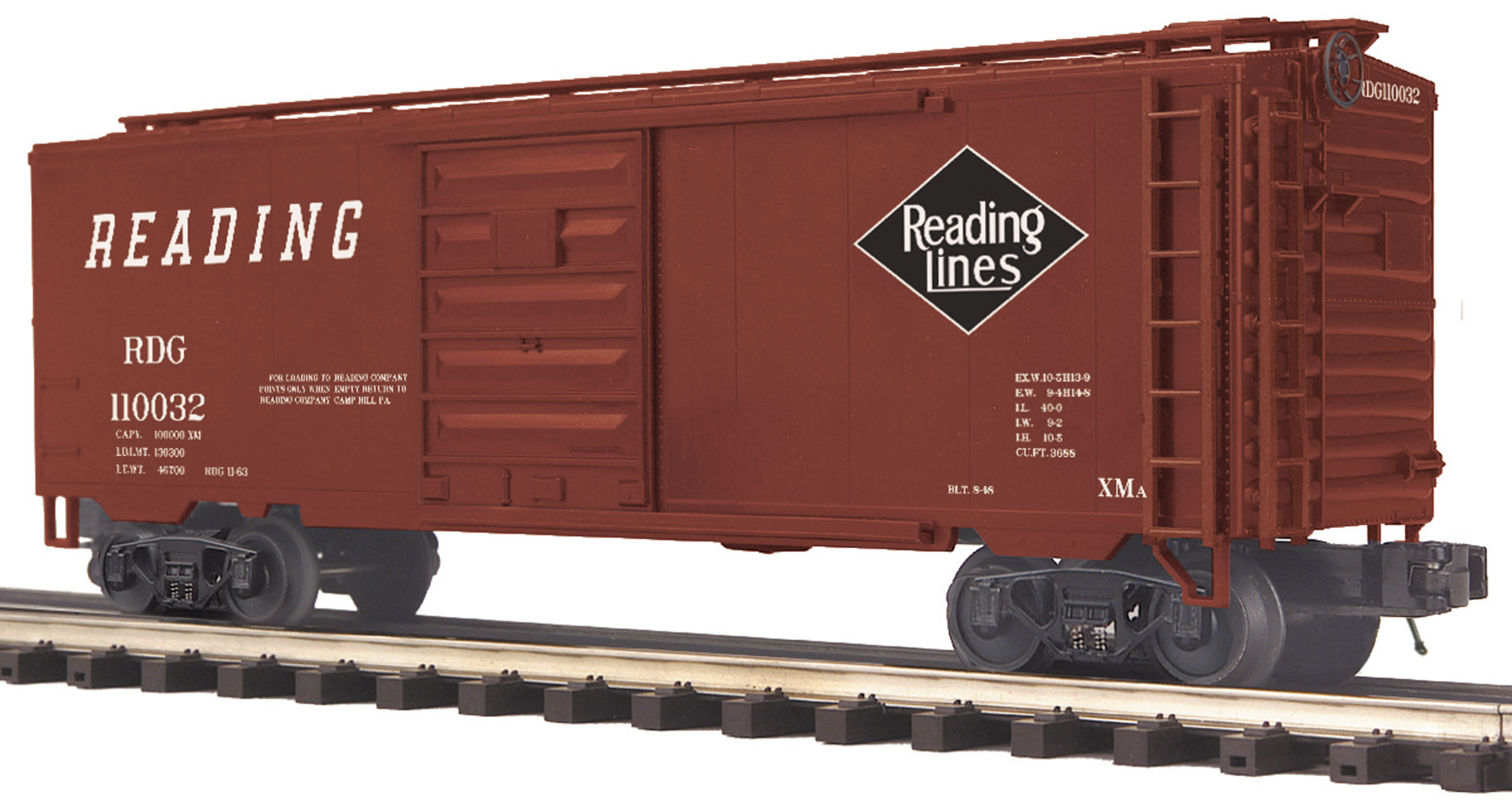 """American Flyer /& Ives Standard gauge Ribbed DK R Roof For Box /& Stock cars 14/"""" L"""