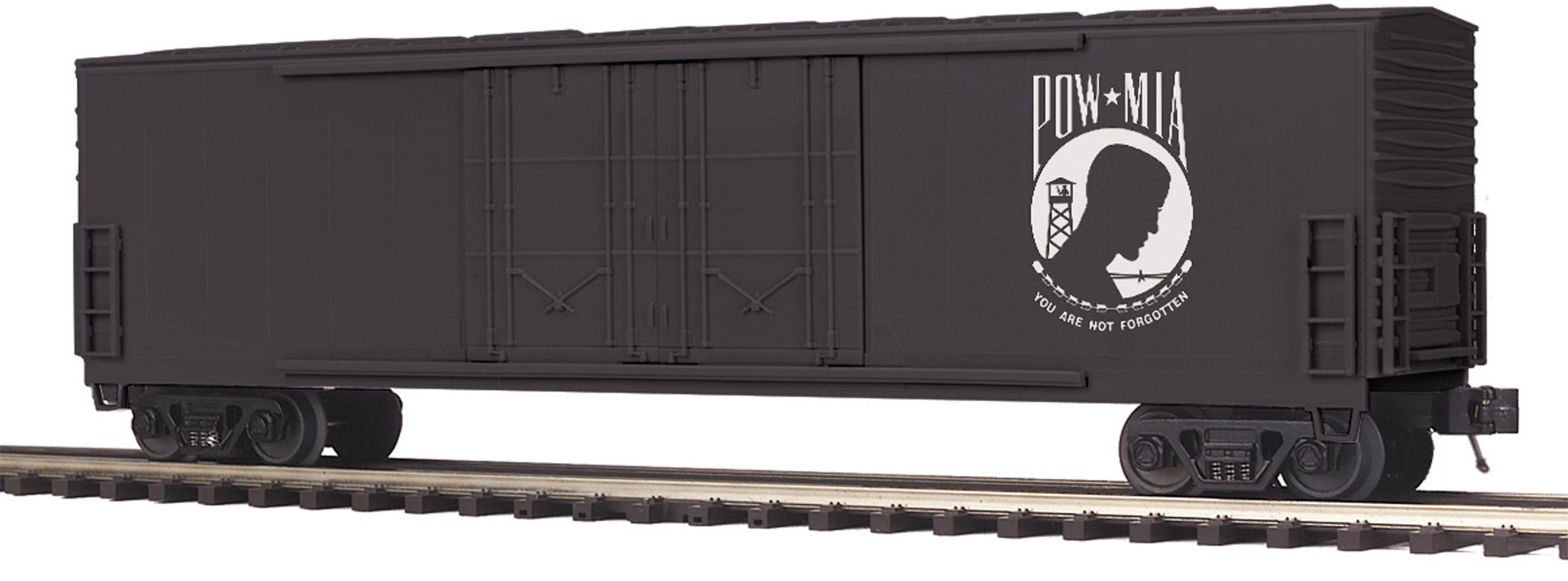 MTH 20-93756 50' Double Plug Door Boxcar 3 Rail Premier Union Pacific