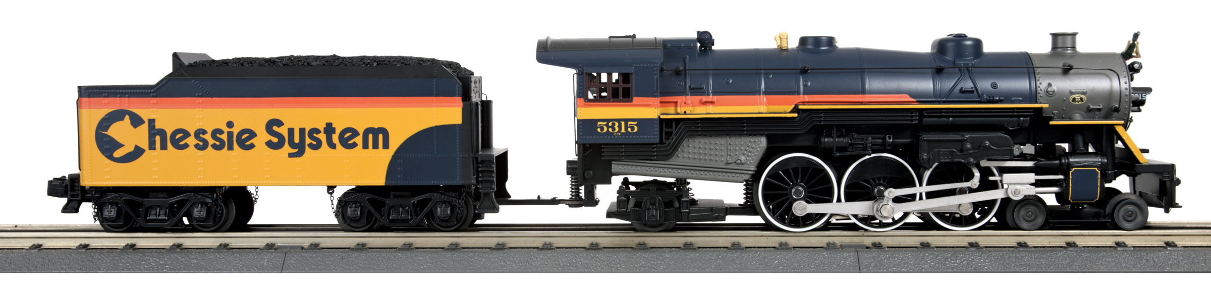 MTH 30-18251 O-27 Imperial 4-6-2 Pacific w/PS3 CHSY #5315