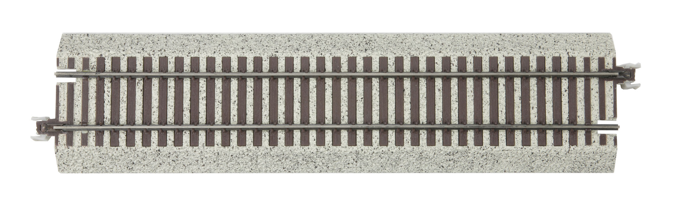 "MTH 35-1002 10"" Straight Track Section S Trax pkg(6)"