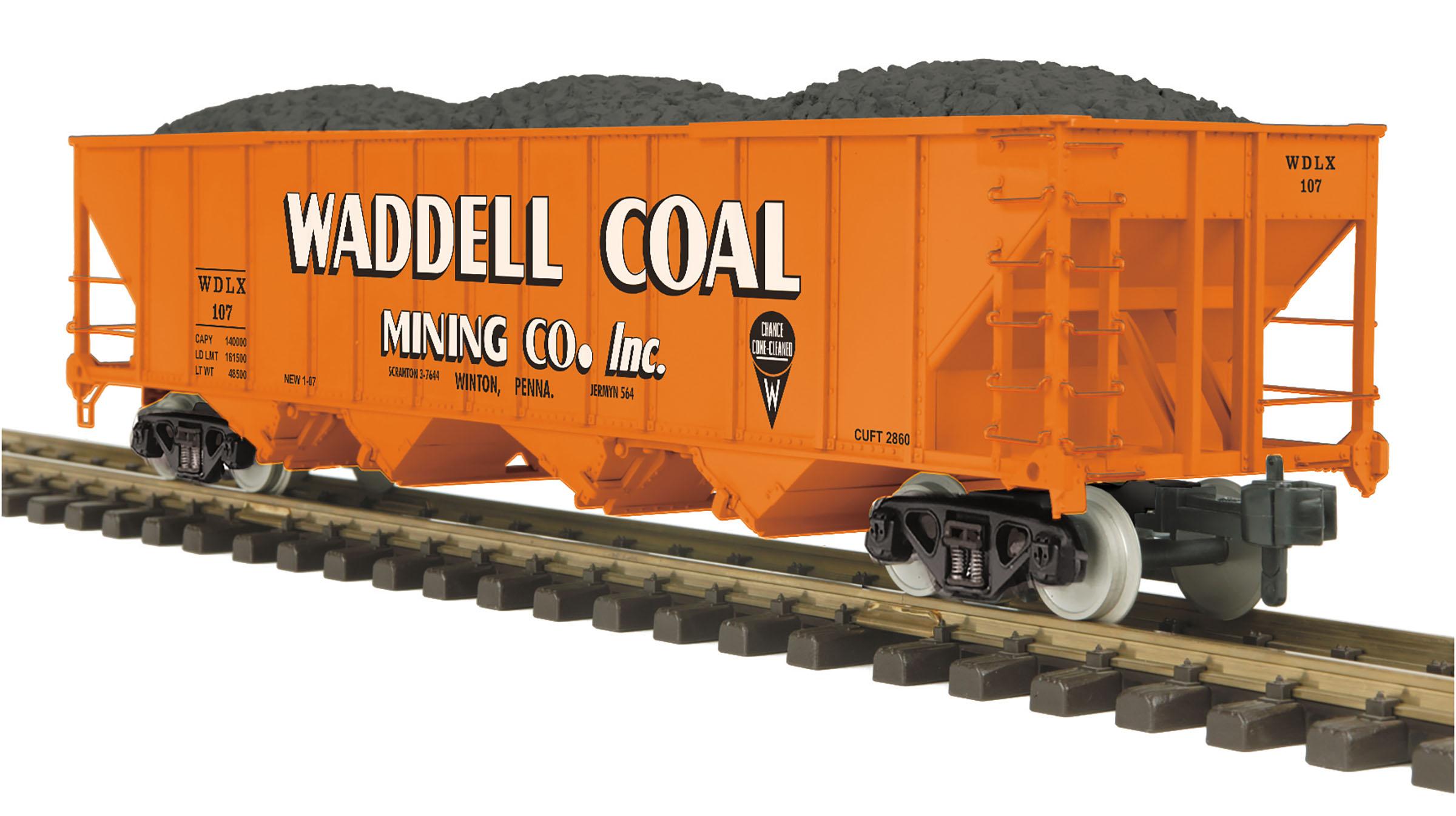 Herald King decals HO G-1 CP Rail red gondola 5-76 black trucks   M101