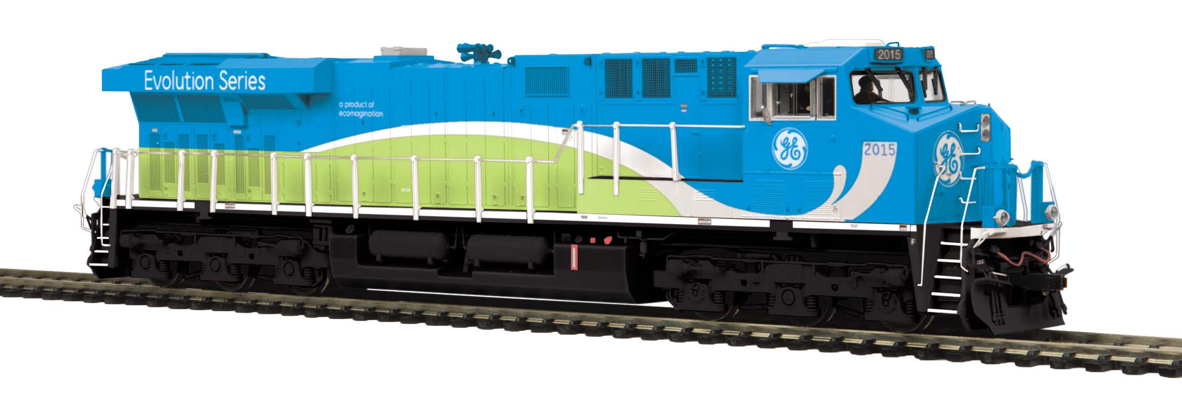 HO Scale MTH HO ES44AC Diesel Engine w/Proto-Sound 3.0