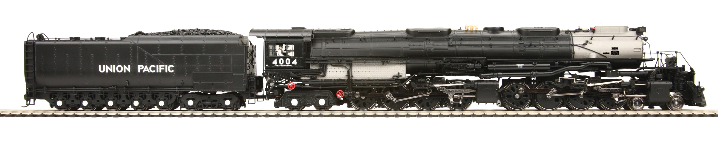 MTH 80-3280-1 4-8-8-4 Big Boy (Modified) Proto Sound 3.0 and DCC Union Pacific 4004