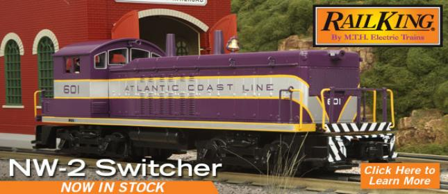 MTH ELECTRIC TRAINS | Model trains that do more!