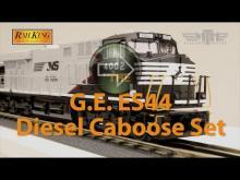 Product Spotlight - RailKing 2017 Norfolk Southern ES44